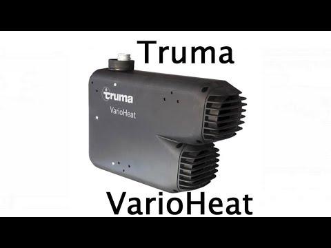 Truma VarioHeat Blown Air Campervan Motorhome Caravan Heater