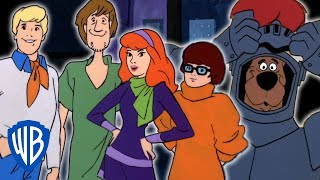 Scooby-Doo! | Unmasking Classic Villains Compilation | WB Kids