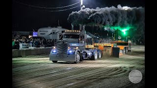 Super Stock Tractors @ Huntingdon Fair 2018 by ASTTQ 4K