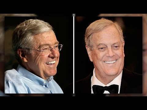 Koch Brothers More Powerful Than You Think - The Ring Of Fire