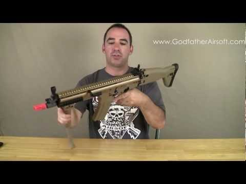 Airsoft Review G&G FN Herstal SCAR-L