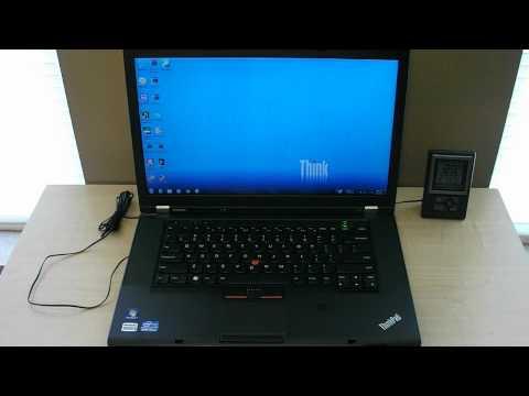 Lenovo ThinkPad T530 Thermal Testing Results