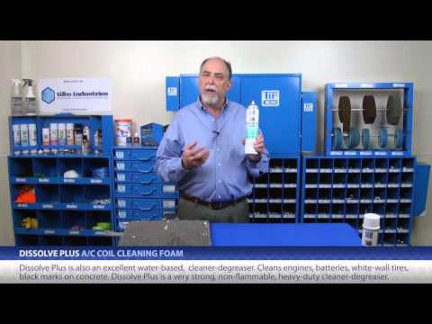 Dissolve Plus A/C Coil Cleaning Foam