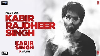 Kabir Singh: New Dialogue Promo | Shahid Kapoor, Kiara Advani | Sandeep Reddy Vanga | 21st June 2019