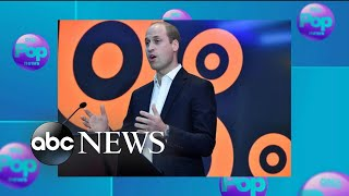 Prince William calls out tech companies during UK