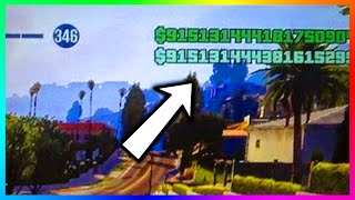 TRILLIONS Of Dollars Money Glitch!? - GTA 5 #LastGenProblems Collection of Bugs, Glitches & MORE!