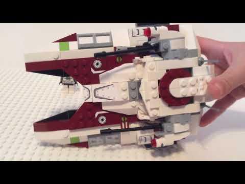 Lego Star Wars Clone Gunner Comparison