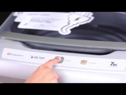 Dawlance One Touch Washing Machine