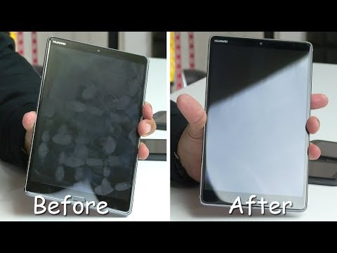 Watch This Before Putting on a Screen Protector