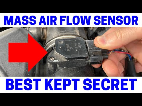 How To Tell If Your Mass Air Flow Sensor Is Bad