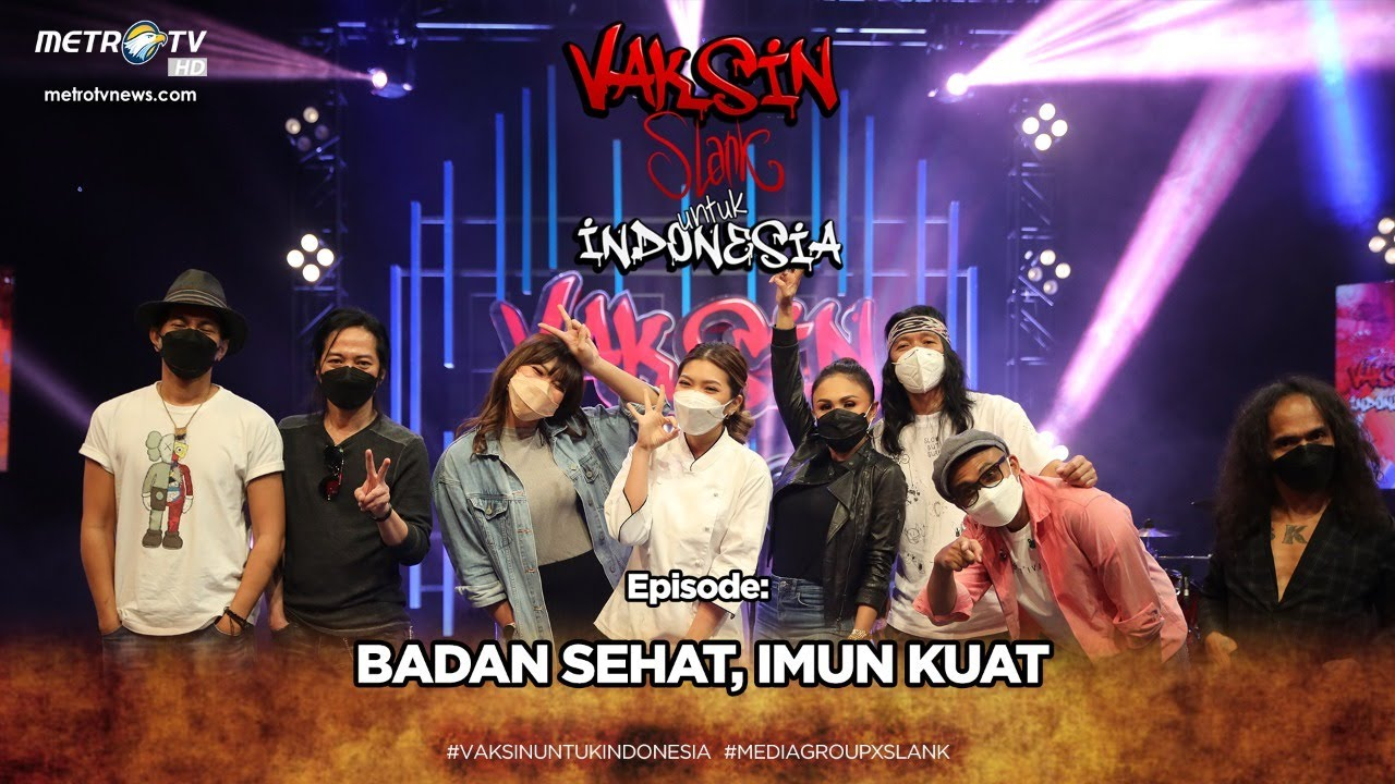 Download Vaksin Slank Untuk Indonesia - Badan Sehat, Imun Kuat MP3 Gratis