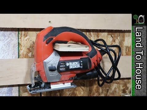 Jig Saw French Cleat - Build a Workshop #50