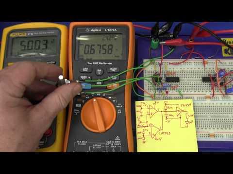 EEVblog #471 - Overload Detector Circuit Design
