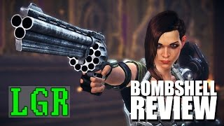 LGR - Bombshell - PC Game Review