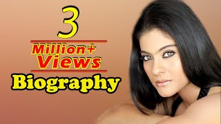 Kajol Biography | The Versatile Actress of Bollywood