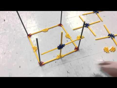 How to build a Knex House by OT