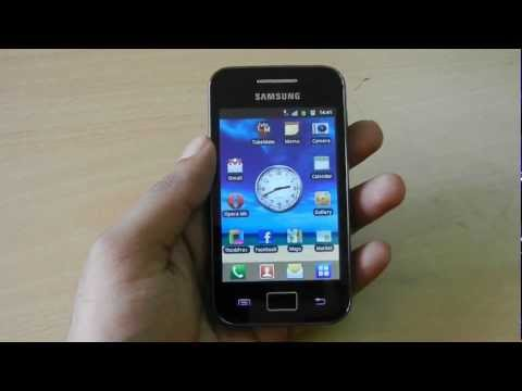 Taking screenshots in Samsung Galaxy Ace without rooting