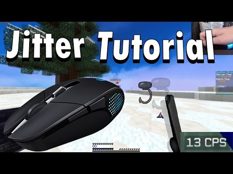 Jitter Click Tutorial [13-15CPS]