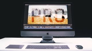 iMac Pro First Look!