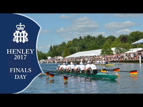 Finals Day - Full Replay | Henley Royal Regatta 2017
