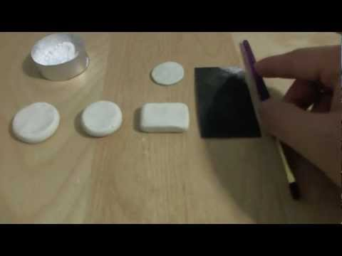 How To Remove Fingerprints and Dust Off Your Polymer Clay/Charms