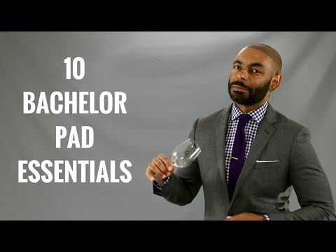 10 Essentials Women Want Men To Have In Their Bachelor Pad