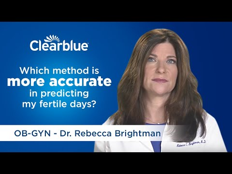 Which Method is More Accurate in Predicting My Fertile Days?