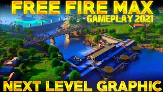 Free fire max gameplay | free fire max | 2021|  ff max | by HimLegend