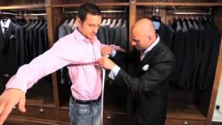 T.M.Lewin | Know Your Size - Suits