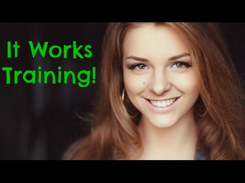 It Works Business Plan | Body Wraps Compensation Products Weight Loss Greens Defining Gel Berry