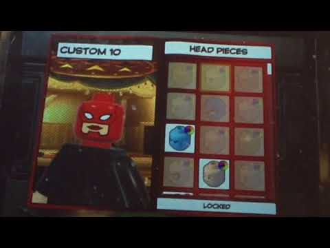 How to make Deadpool and Wolverine in Lego Marvel superheroes 2!!!