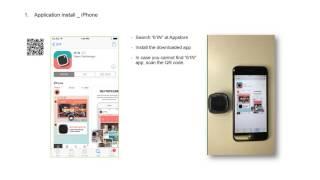Download 1-1. iPhone App download & installation Video