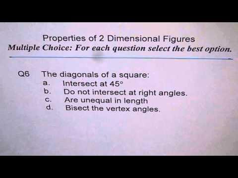 Diagonals of Square Q6