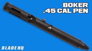 Boker .45 CAL Tactical Pen Review