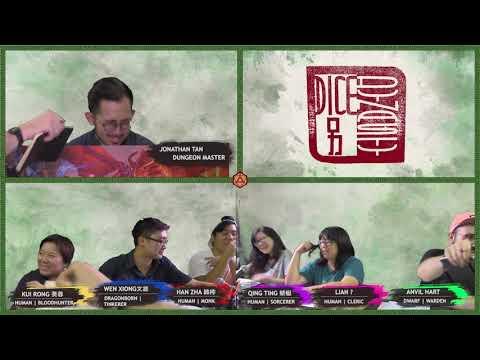 Dice & Dynasty   EP3 CSI: Shan Wei   D&D   Royal Nerd Theatre