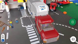Lego Augmented Reality Videos 9tubetv