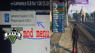 Gta v mod menu download ps4 | GTA V CharacterMenu Mod  2019-07-12