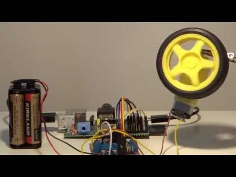 OLD:Raspberry Pi - How to control motors...