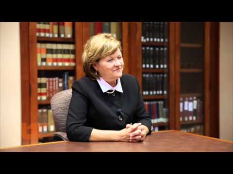 Chief Justice Sharon Lee on the benefits of her UT Law degree