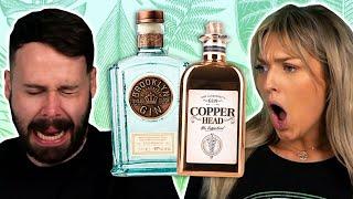 Irish People Try Gin From Around The World