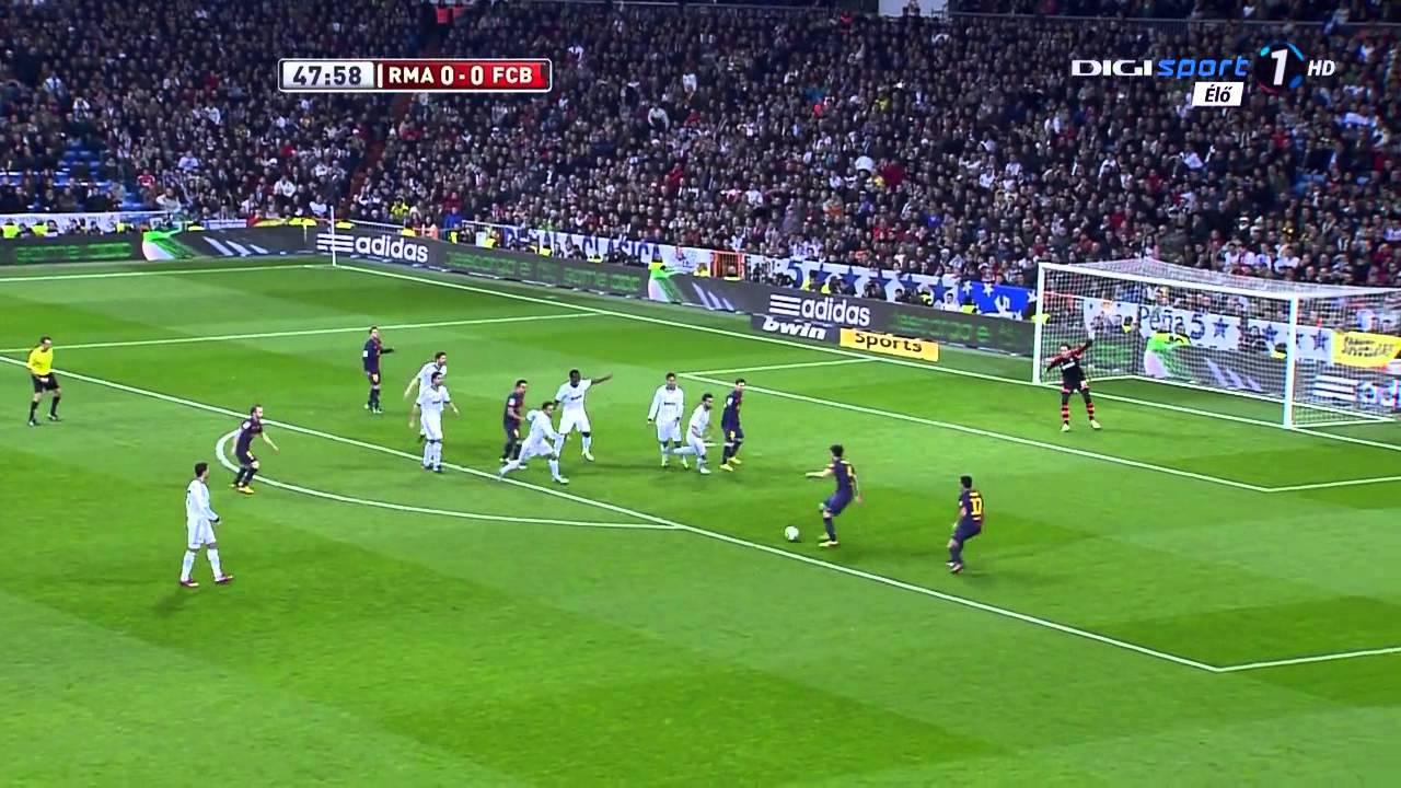 Spanyol Kupa Real Madrid vs Barcelona (2013 01 30 720p)