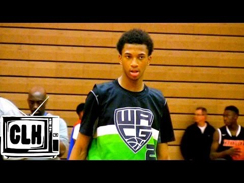 8th Grader Marvin Bagley Gets UCONN Scholarship offer - Class of 2018 Basketball