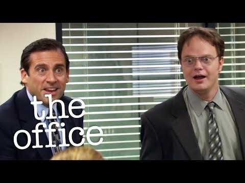 Accounting Gets Raided  - The Office US