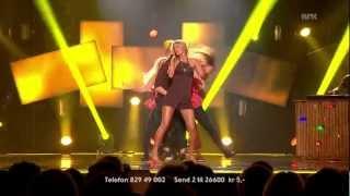 """MGP 2013: Delfinale Larvik: Adelén - """"Bombo"""""""