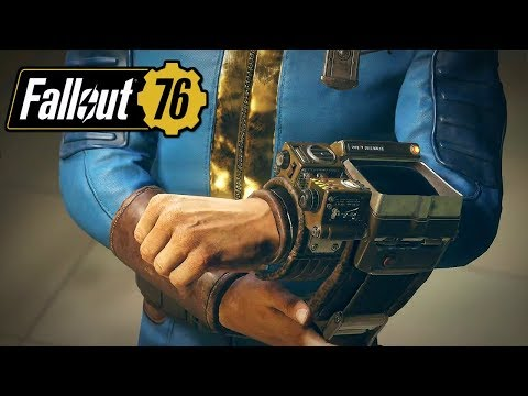 FALLOUT 76 TRAILER BREAKDOWN - West Virginia, Multiplayer, Setting, Vehicles & More!
