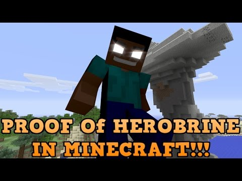 PROOF Of Herobrine in Minecraft Xbox ONE PS4 & Wii U Seed TU33/TU34!!!