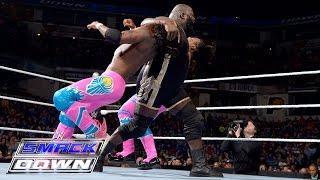 Chris Jericho, AJ Styles & Mark Henry vs. The New Day: SmackDown, February 25, 2016