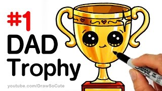 How To Draw World Cup Trophy Kids Drawing Practice Pakfiles Com