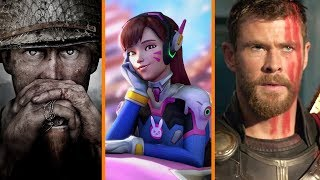 Activision Boss QUITS + Overwatch Bigger Than... Sexy Videos + No More Thor? - The Know