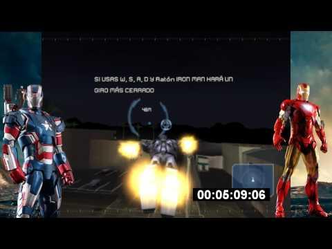 Iron Man: The Game - Cap. 2: El Primer Vuelo